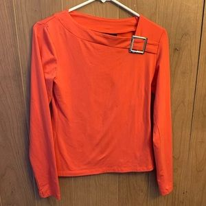 Size XS Woman's Long Sleeve T-Shirt